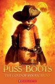 (二手書)Scholastic Popcorn Readers Level 3: Puss in Boots and the Go