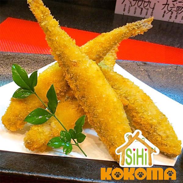 美食饗宴-黃金柳葉魚200g【喜愛屋】