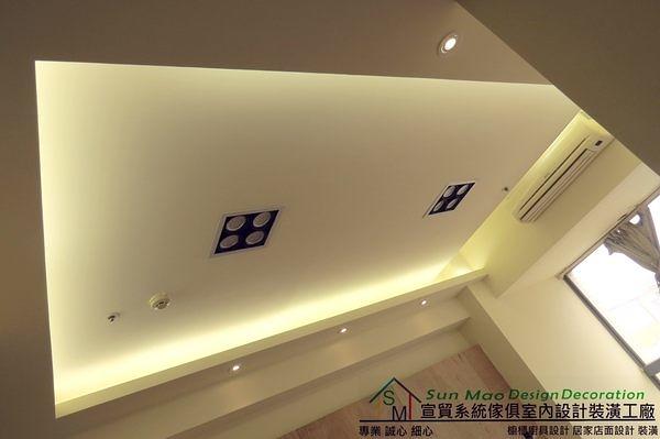 系統家具/造型天花板/台中系統家具/系統櫃/系統家具價格/台中木工裝潢/台中系統傢俱-sm0352