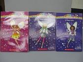 【書寶二手書T2/原文小說_CC5】Ava the Sunset Fairy_Lexi the Firefly Fairy等_共3本合售