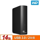 WD Elements Desktop 14TB 3.5吋外接硬碟(SESN)