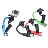 攝影穩定器-小蟻索尼弓形手持穩定器gopro拍攝手機平衡器  【歡樂購新年】