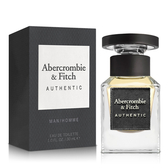 Abercrombie & Fitch A&F 真我男性淡香水30ml【UR8D】