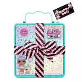 《 LOL Surprise 》LOL豪華驚喜禮物盒 - 綠 / JOYBUS玩具百貨