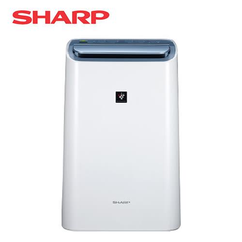[SHARP 夏普]10L空氣清淨除濕機 DW-H10FT-W