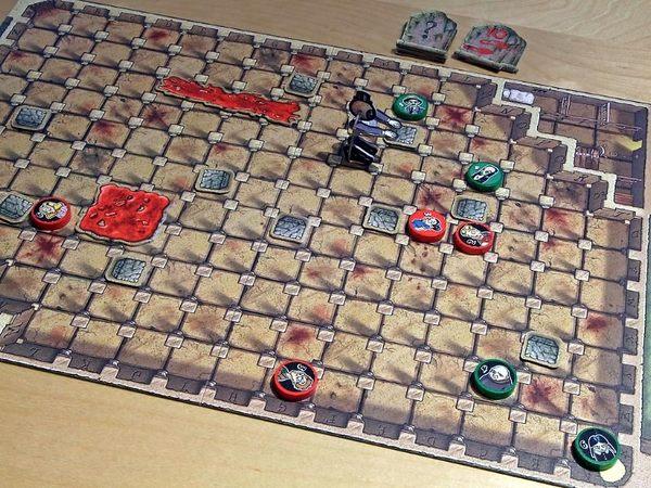 【新天鵝堡】兇煞迴廊 Fearsome Floors -中文正版桌上遊戲《德國益智遊戲》中壢可樂農莊