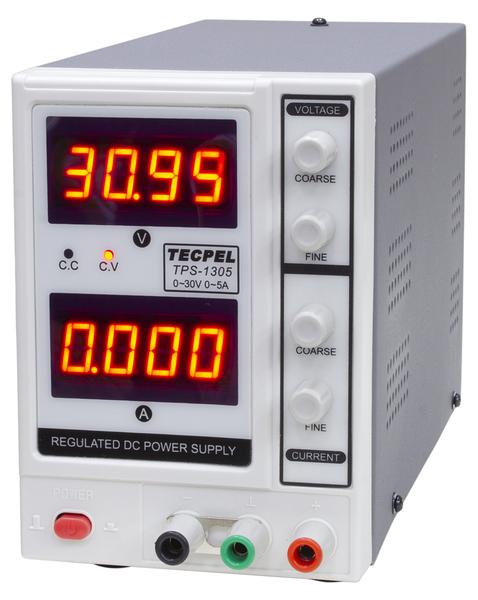 泰菱電子◆優利得 TPS-1305 單通道線性電源供應器 TECPEL