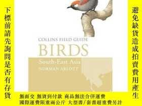 二手書博民逛書店BIRDS罕見OF SOUTH-EAST ASIA東南亞鳥類野外