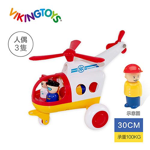 《 瑞典Viking Toys 》維京玩具 Jumbo救援直升機 / JOYBUS玩具百貨