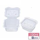 日本Richell 卡通型副食品分裝盒-...