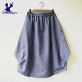 American Bluedeer-抓摺造型裙