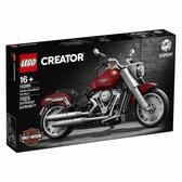 樂高積木 LEGO《 LT10269》創意大師 Creator Expert 系列 - Harley-Davidson® Fat Boy®╭★ JOYBUS玩具百貨