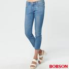 八分剪裁設計修飾臀腿曲線 有機棉呈現出布料質地輕柔滑順 表現出輕鬆舒適穿著態度 型號:224-58