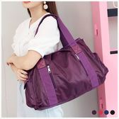 旅行袋-率性簡約尼龍旅行收納袋-共4色-A13130061-天藍小舖