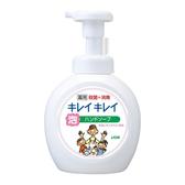 日本 LION濃密淨洗手慕斯(柑橘)500ML
