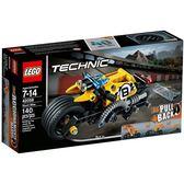 樂高積木 LEGO《 LT42058 》2017年 創意大師 Technic 系列 - 特技摩托車 ╭★ JOYBUS玩具百貨