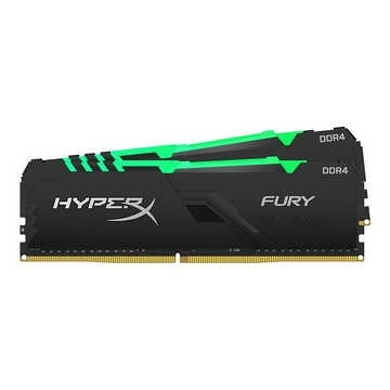 HyperX FURY DDR4 3200 16GBx2 RGB超頻記憶體 (HX432C16FB3AK2/32)