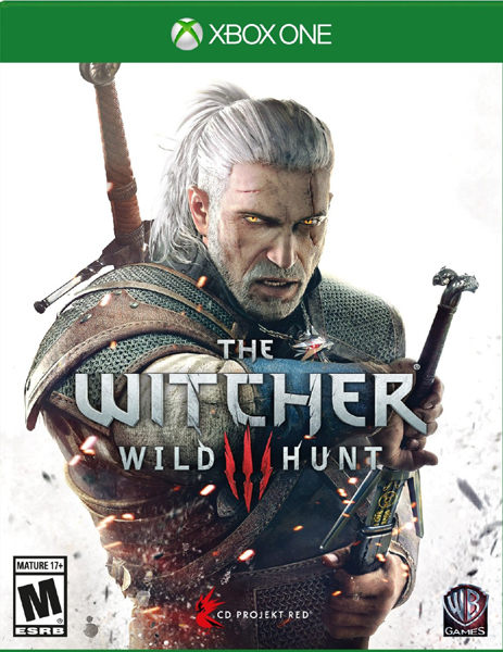 X1 The Witcher Wild Hunt 巫師 3:狂獵(美版代購)