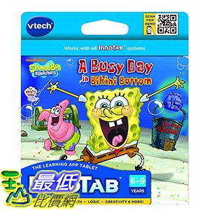 [106美國暢銷兒童軟體] VTech - InnoTab Software - SpongeBob SquarePants