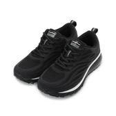 GOODYEAR 追光者 飛織氣墊慢跑鞋 黑 GAMR83370 男鞋 鞋全家福