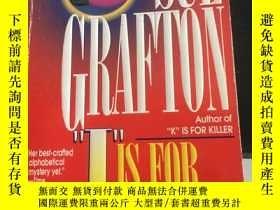 二手書博民逛書店sue罕見grafton i is for innocentY247760