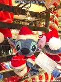 (現貨&樂園實拍) 香港迪士尼 樂園限定 史迪奇&醜ㄚ頭 聖誕限定 掛勾 鑰匙圈 吊飾玩偶娃娃