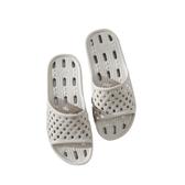 大樸軟底鏤空速干浴室拖鞋男女家用防滑按摩厚底情侶漏水洗澡涼拖