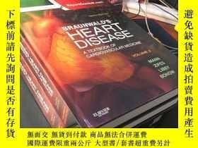 二手書博民逛書店罕見Braunwald s Heart Disease: A Textbook of Cardiovascular