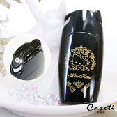 【Caseti】 Hello Kitty 旅行香水瓶 香水筆 香水 攜帶瓶 分裝瓶 (黑色按壓式 Kitty)