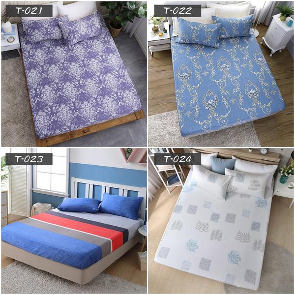 天絲床包三件組 雙人5x6.2尺 100%頂級天絲 萊賽爾 附正天絲吊牌 BEST寢飾 U1