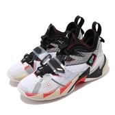 Nike Jordan Why Not Zer0.3 GS Unite 白 紅 女鞋 大童鞋 籃球鞋 喬丹 Russell Westbrook 【PUMP306】 CD5804-101