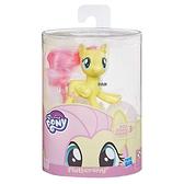 《 My Little Pony 彩虹小馬》3吋基本小馬圓盒裝 - Fluttershy╭★ JOYBUS玩具百貨