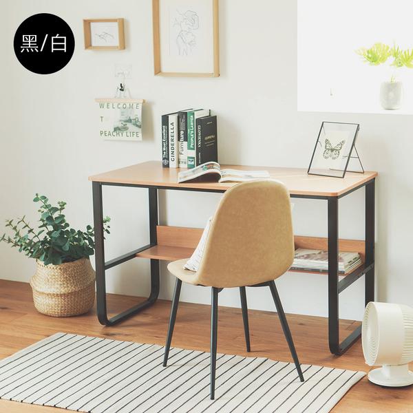 書桌 電腦桌 辦公桌 電腦椅 工作桌【I0305】萊迪圓弧桌腳電腦桌(兩色) 完美主義