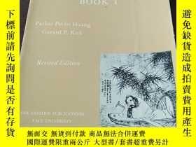二手書博民逛書店SPEAK罕見CANTONESE BOOK 1(英文原版)Y208076 PARKER PO-FEI HUAN