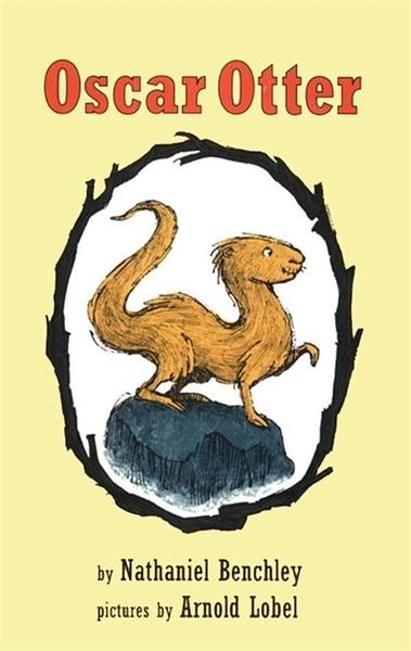 (二手書)An I Can Read Book Level 1: Oscar Otter