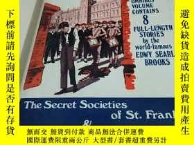 二手書博民逛書店THE罕見SECRET SOCIETIES OF ST. FRANK,S THE DEATH OF WALTER