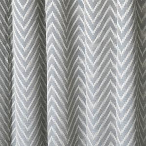 浮菱緹花雙層遮光窗簾 寬200x高165cm