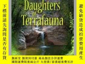 二手書博民逛書店Daughters罕見of TerrafaunaY410016 Tanya Cousins Whiskey C