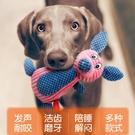 狗狗玩具發聲耐咬金毛拉布拉多大型犬泰迪幼犬小狗磨牙寵物狗用品 樂活生活館