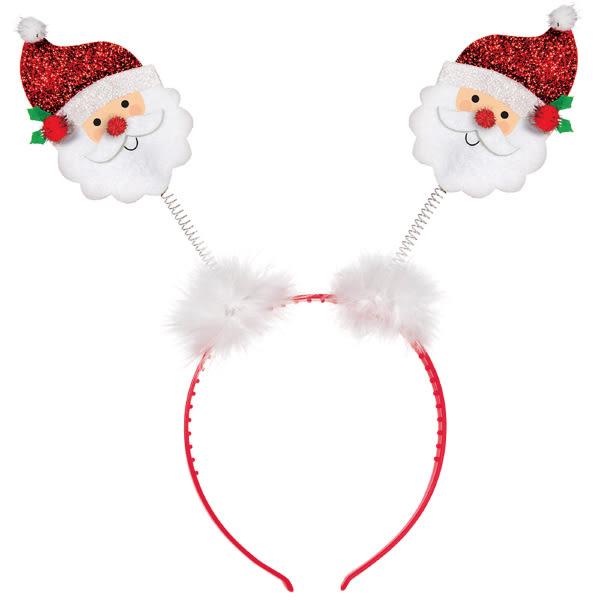 聖誕 裝扮 髮箍8入-麋鹿角