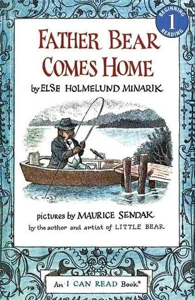 (二手書)An I Can Read Book Level 1: Father Bear Comes Home