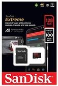 【聖影數位】SanDisk Extreme Micro SD 128GB 附轉卡 讀100mb/寫60mb
