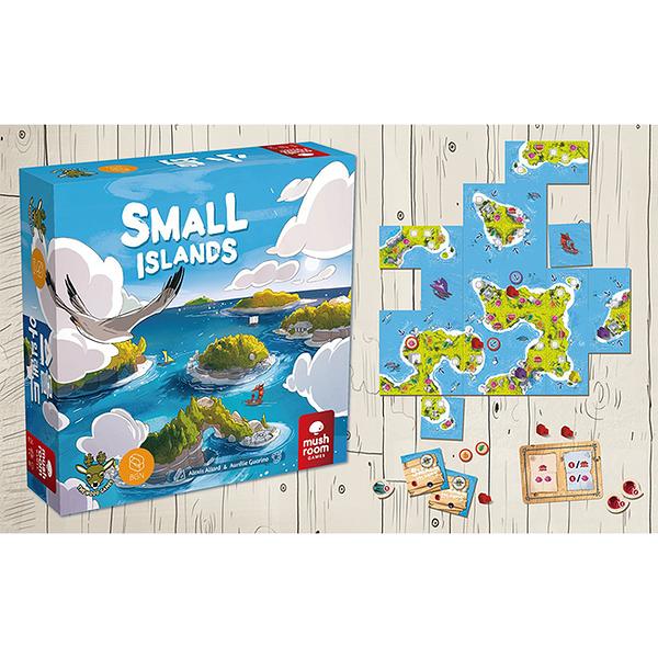 【樂桌遊】小島 Small Islands(繁中) 59702