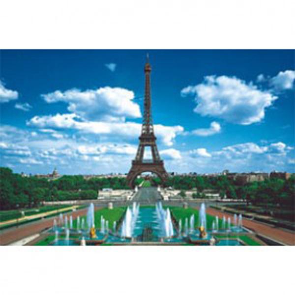 【台製拼圖】HM100-276 風景系列-巴黎戰神廣場 (1000片)