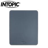 INTOPIC 廣鼎 PD-TH-05-BL 皮革鼠墊 藍