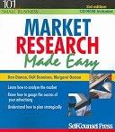 二手書博民逛書店《Market Research Made Easy》 R2Y ISBN:1551806762