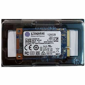 全新Kingston 金士頓 UV500 120GB mSATA SSD ( SUV500MS/120G )