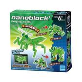 【日本KAWADA河田】NanoblockPLUS積木-螳螂 PBH-010