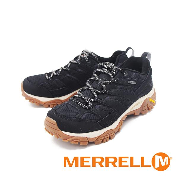 MERRELL(女) MOAB 2 GORE-TEX® HIKING 郊山健行 女鞋-黑棕