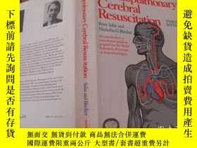 二手書博民逛書店Cardiopulmonary罕見Cerebral ResuscitationY11966